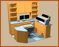 Home Office Rendering