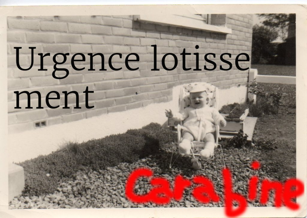urgence lotissement carabine charles pennequin websynradio