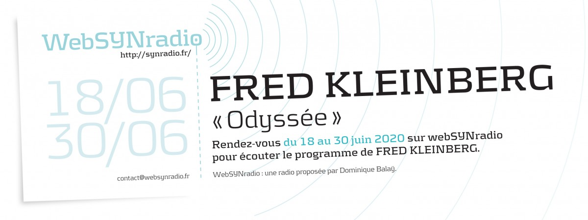 websynradio Fred-KLEINBERG