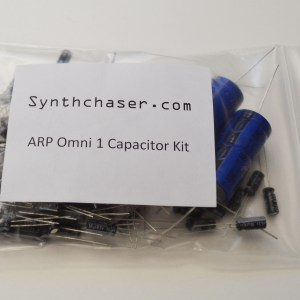 ARP Omni 1 Capacitor Replacement Kit