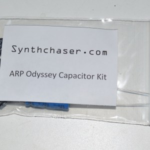 ARP Odyssey Capacitor Replacement Kit