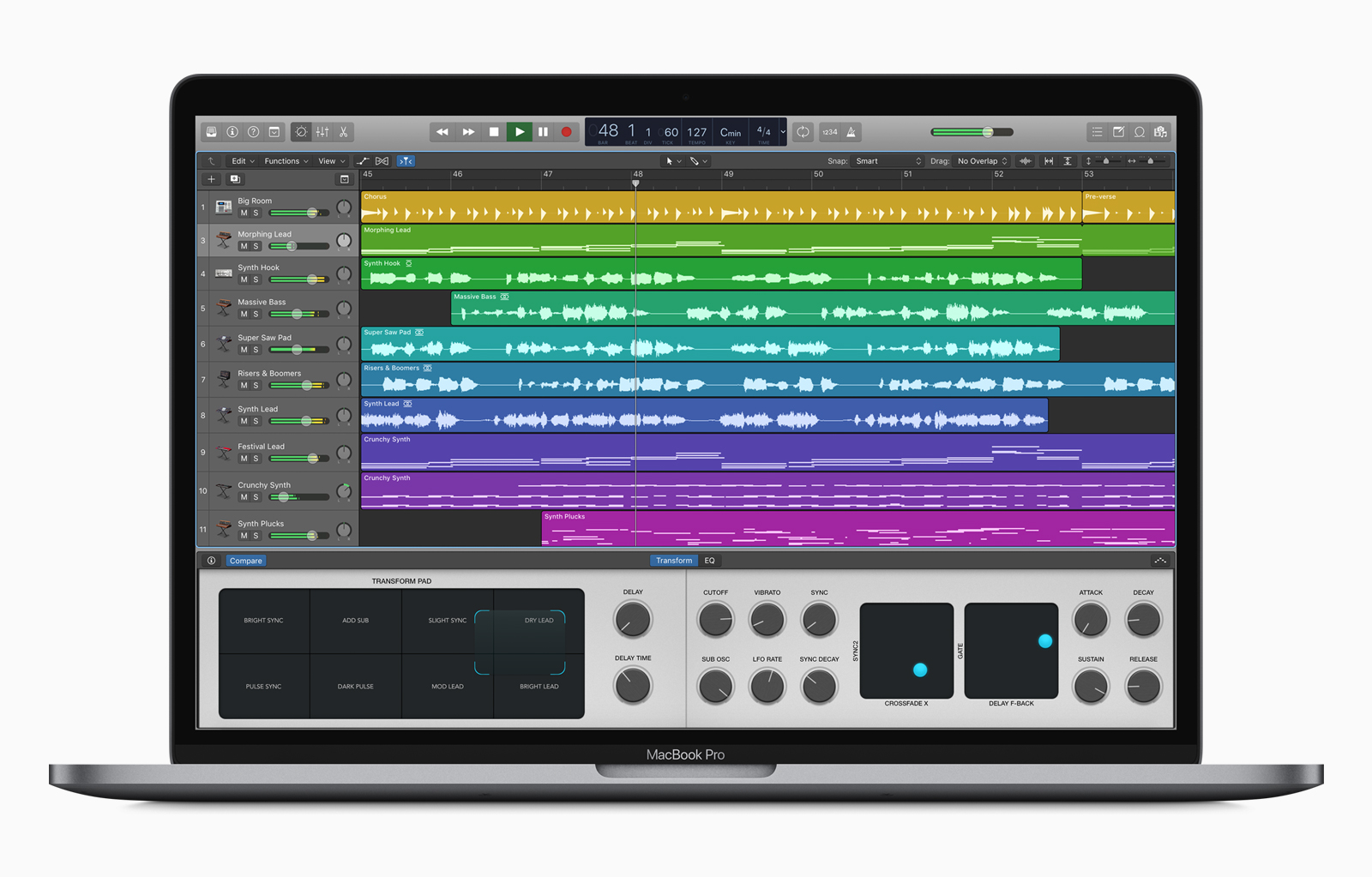 Fan Garageband Apple Releases Major Updates To Garageband Logic Pro X Synthtopia