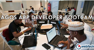 web and mobile app development training in Nigeria
