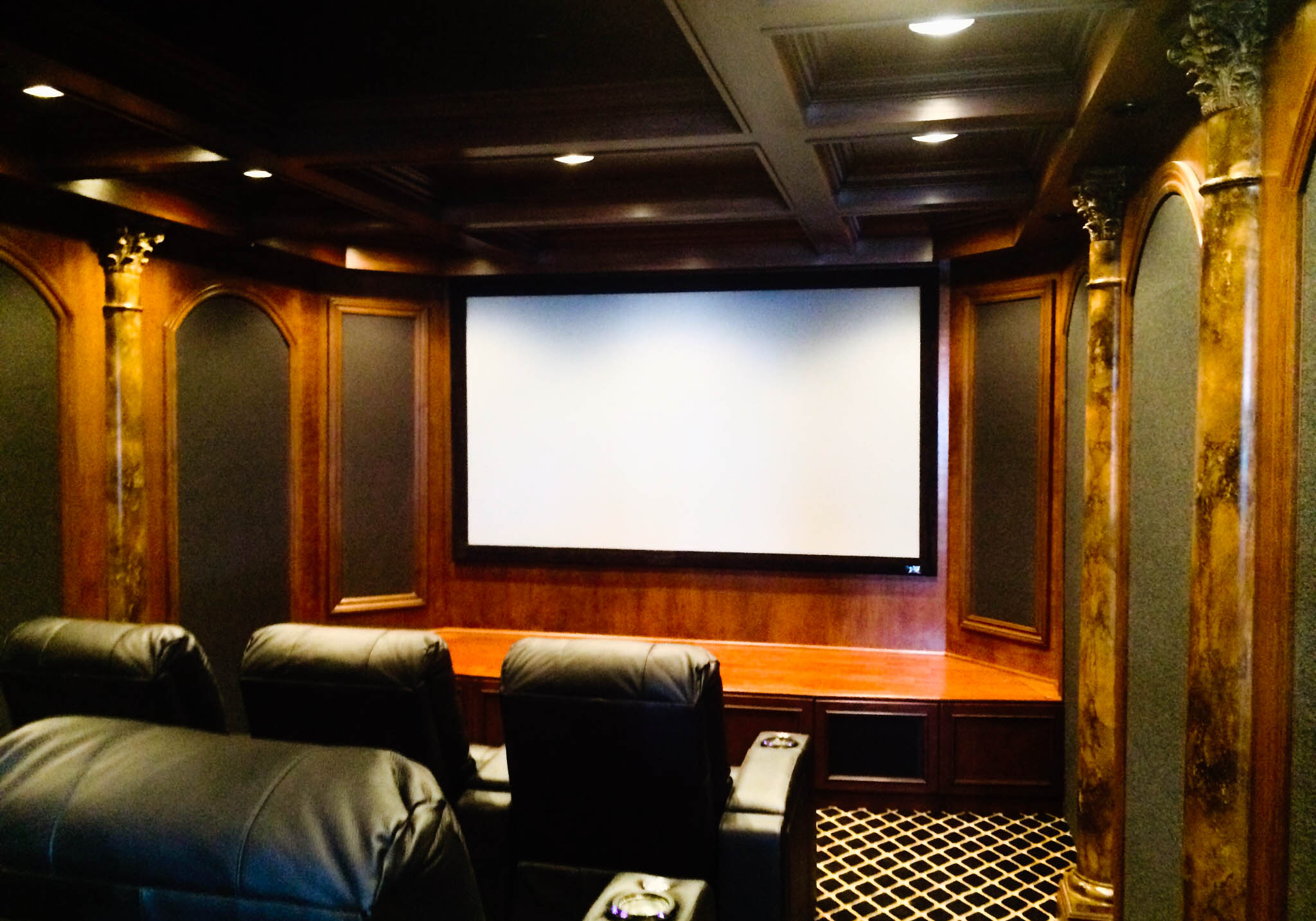 Syntronic Av Syntronic Systems Michigan Control4 And Home Theater Specialists