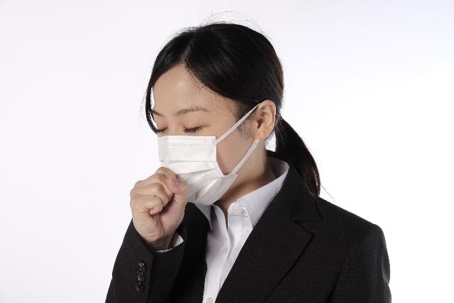 花粉症マスク