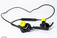 Das Jabra Sport Pulse Headset im Ganzen