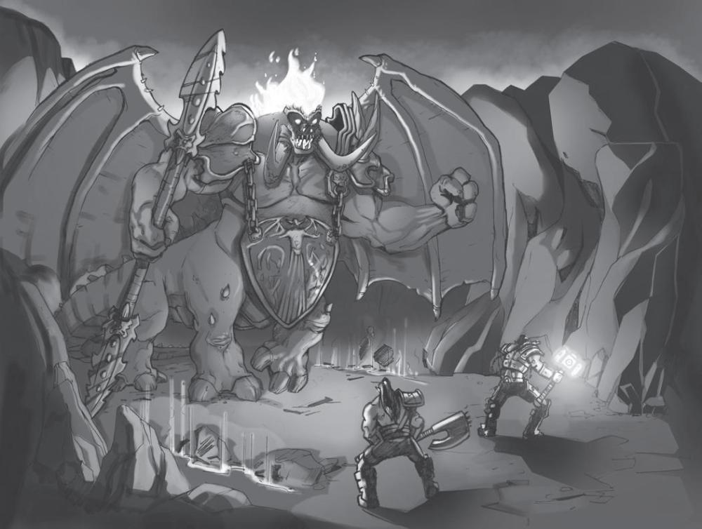 Honoring a Hero: Grommash Hellscream (3/3)