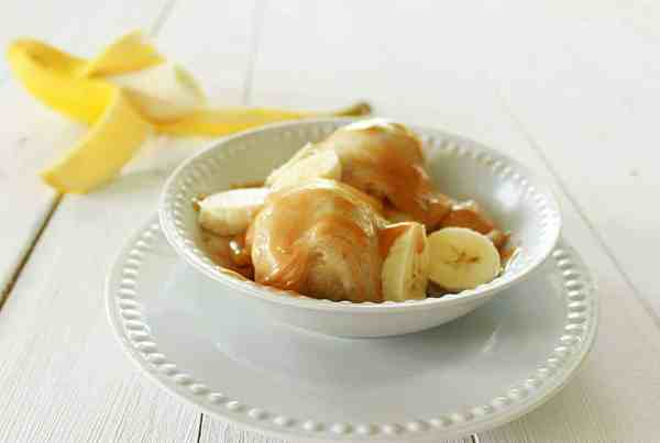 Ice Cream (Recipe: Magic Banana Ice Cream with Honey Peanut Butter ...