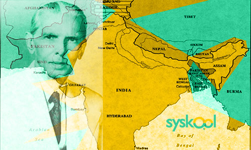 Mohammad Ali Jinnah  Partition of India - Syskool