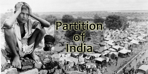 Partition of India 1947 A tale of turmoil - Syskool