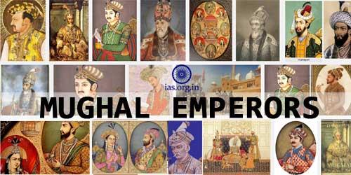 Mughal Emperors - Story of 15 Mughal Kings of India - Syskool - mughal empire