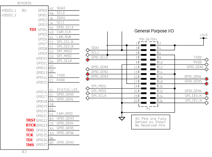 schematic wire numbers