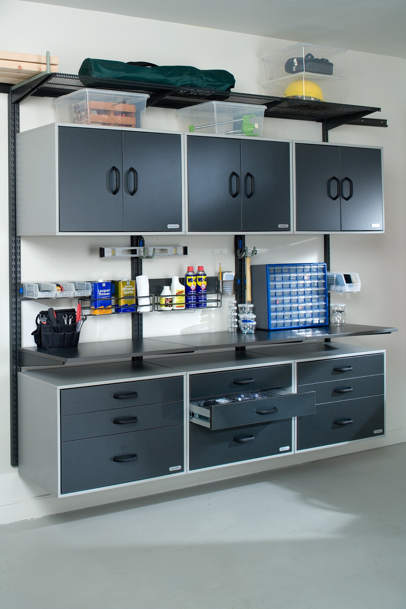 Ikea Garage Shelving Systemcenter Garage Cabinets And Shelving Systems