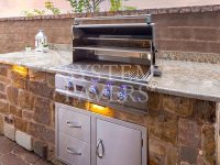 BBQ Islands: Custom Built-In Outdoor Grills & Barbecue Islands