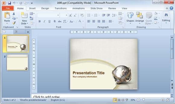 Plantillas para PowerPoint Descarga miles de templates para