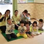 ロボット【Pepper(ペッパー)】子供達と一緒にこいのぼりを歌ってきました♪ドリームキッズ保育園(福岡)