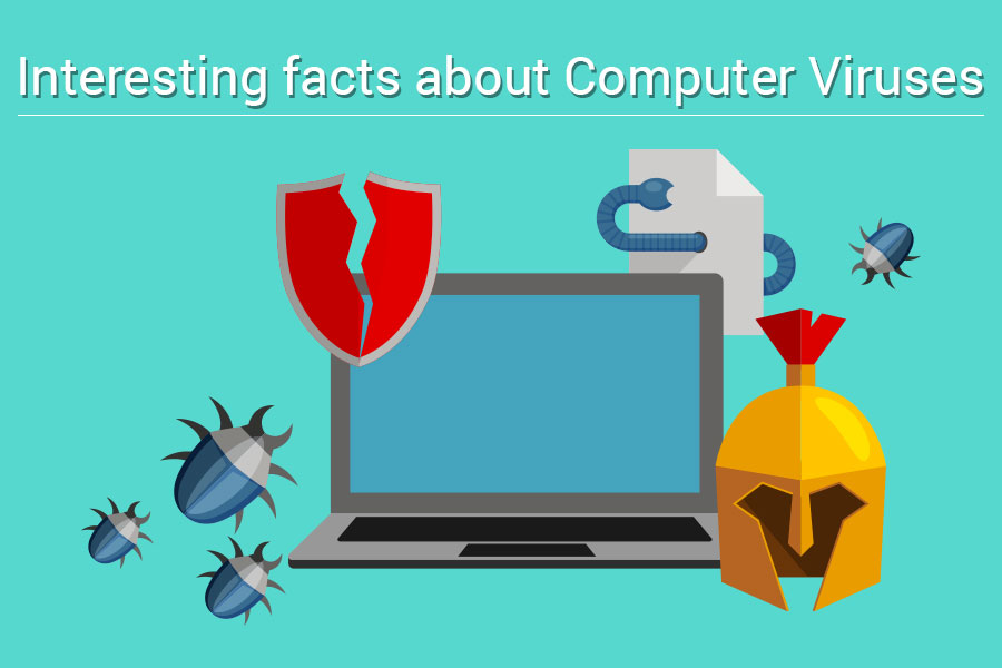 27 Interesting Facts about Computer Virus - computer virus