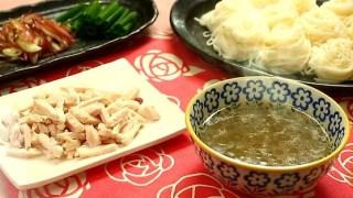 ナイナイアンサー家呑みレシピ!秋元梢の『鶏煮麺』作り方!