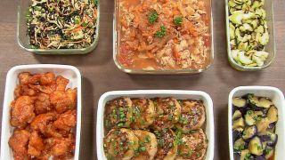 ビビット nozomiの作り置きレシピ!韓国風甘辛チキン&和風ハンバーグなど【つくおきメイン編】