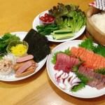 手巻き寿司の上手な巻き方!海苔の切り方もポイント!【得する人損する人】