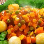冷凍食品アレンジレシピ!『酢鶏』の作り方【所さんのニッポンの出番】