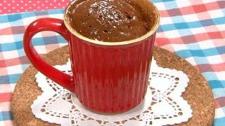 ヒルナンデス『マグカップチョコケーキ』レシピ【大ヨコヤマクッキング】