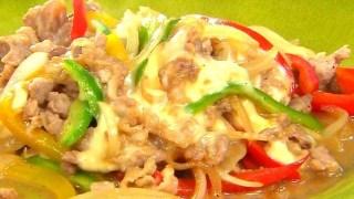 【この差って何ですか】夏バテ予防最強レシピ『豚肉のみそチーズ炒め』