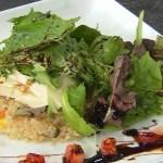 【嵐にしやがれ】西邨マユミ『キヌアのサラダ』レシピ!マドンナが愛したマクロビオティック料理!