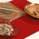 メレンゲの気持ち!ブルゾンちえみ『硬いせんべい&石パン&軍隊堅麺麭』硬いお菓子でストレス解消!