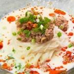 【ヒルナンデス】チュートリアル福田の豆乳レシピ『冷やし担々麺』シンプルレシピの女王
