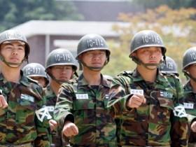 新兵訓練は5週間にわたって行なわれる(画像=韓国陸軍公式サイトより)