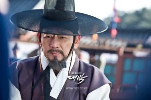 写真=韓国SBS『テバク』公式サイトより