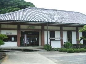 誕生寺の宝物館