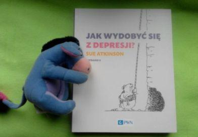 Sue Atkinson, Jak wydobyć się z depresji