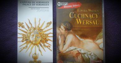 Elwira Watała, Cuchnący Wersal (audiobook czytany przez Joannę Gajór)