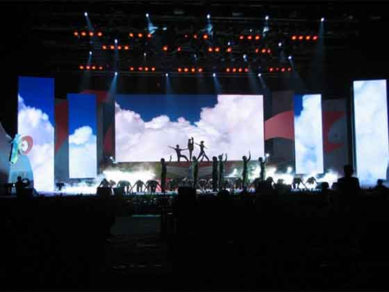 Led Culture Indoor Stage Led Displays/screens