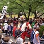 小田原北條五代祭り2018日程や芸能人!パレード時間やコース