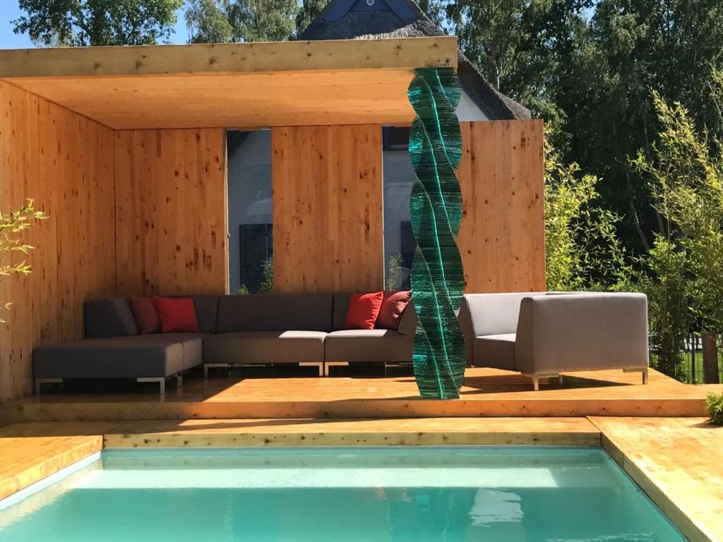 Poolhaus Vacation Home Poolhaus Glowe Germany Booking