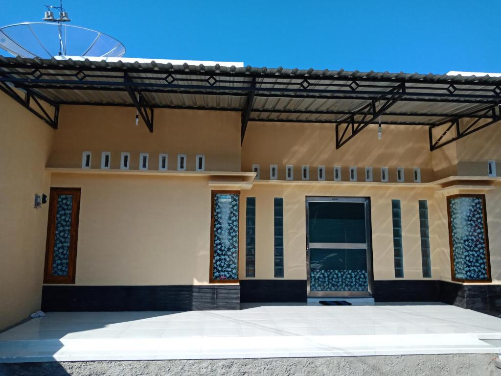 Blue Print Rumah Minimalis A5 Family Homestay Garung Indonesia Booking