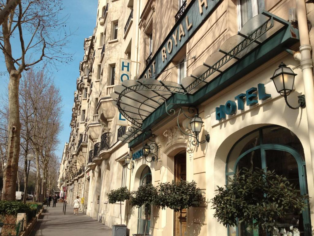 Hotel Port Royal Hotel Port Royal Paris France Booking