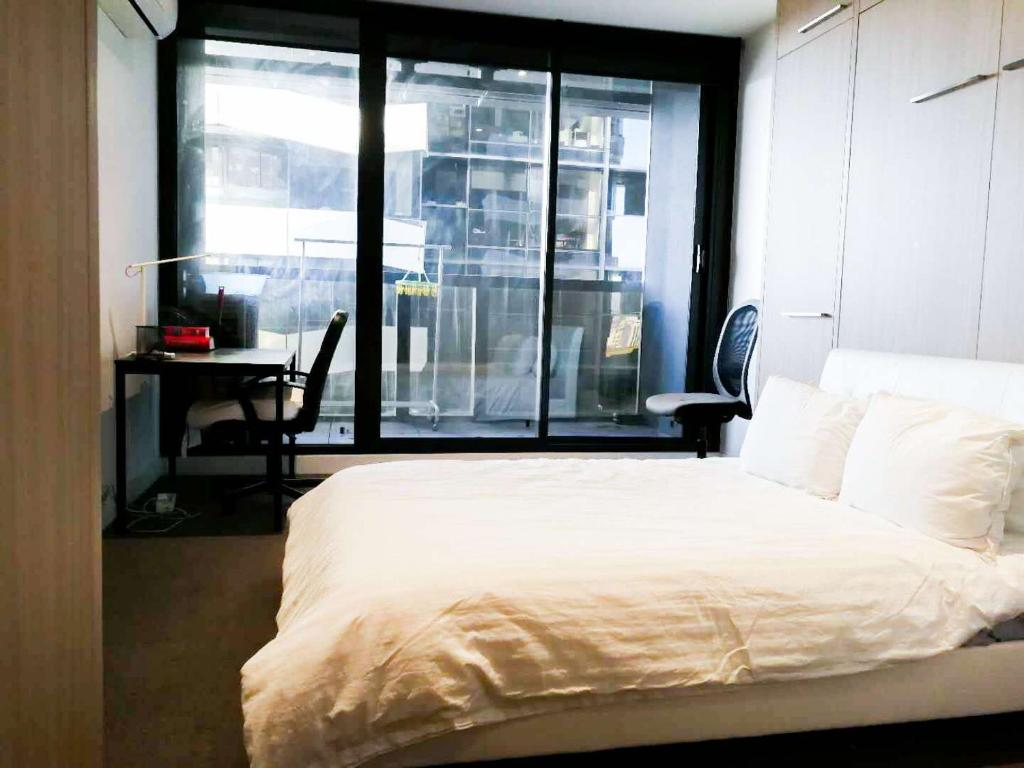Studio Apartment Melbourne Apartment Fulton Studio Melbourne Australia Booking