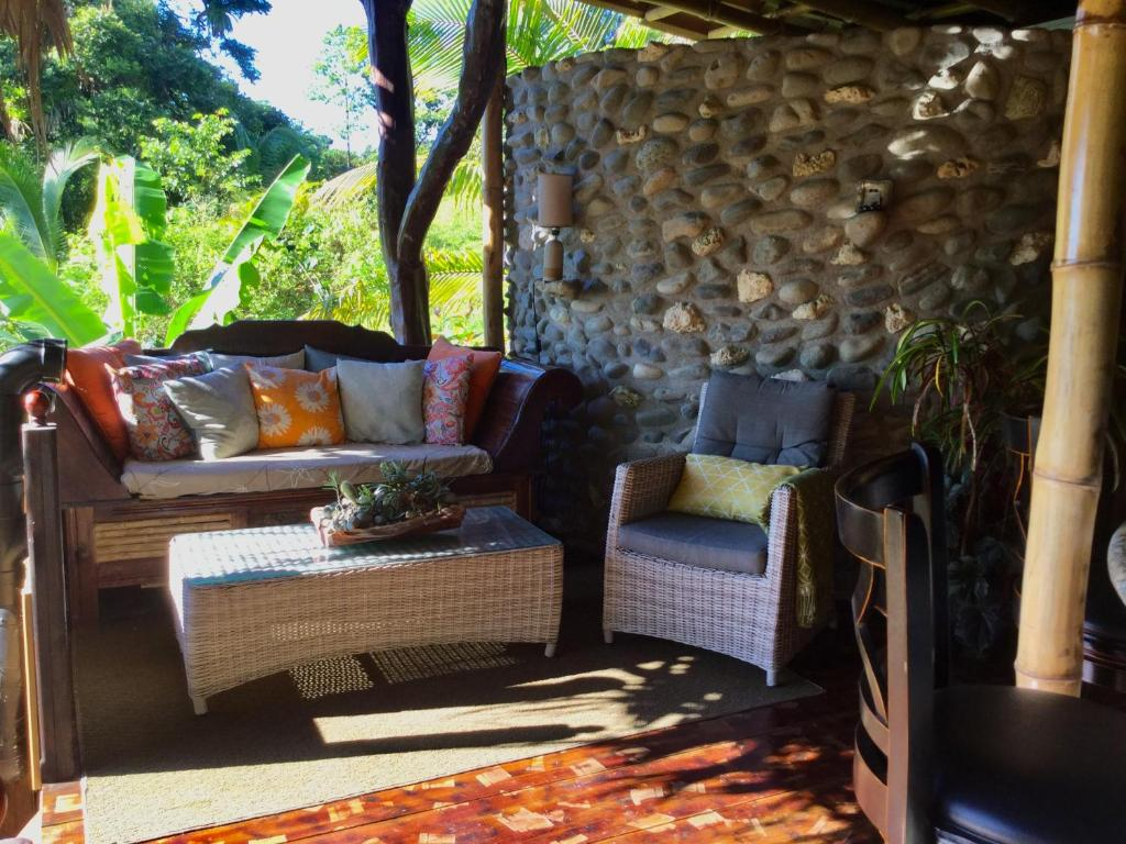Jungle Badezimmer Jungle Villa Or Cabin By The Sea Panama Paunch Booking