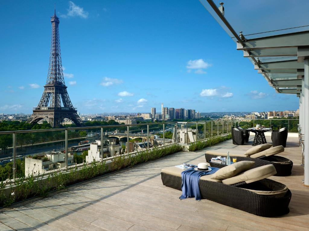 Best Of Terrasse Paris Shangri La Hotel Paris Frankreich Paris Booking