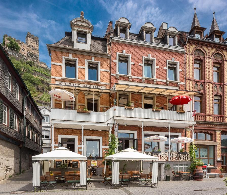 Hotel Restaurant Stadt Mainz Deutschland Kaub Booking Com - Deutsche Restaurants Mainz