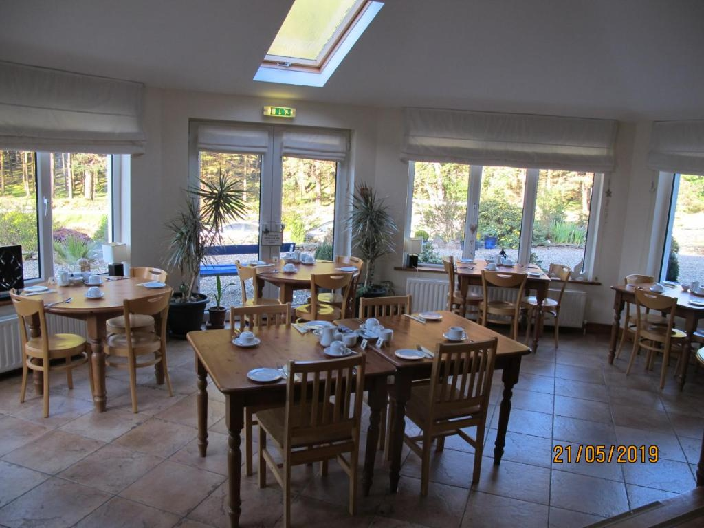 House Accommodation Guesthouse Riversdale House Accommodation Laragh Ireland