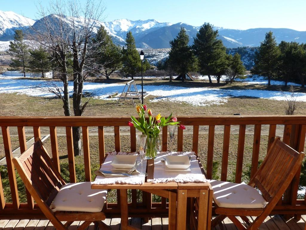 Maison Ou Appartement Maison Et Appartement Soleil Font Romeu France Booking