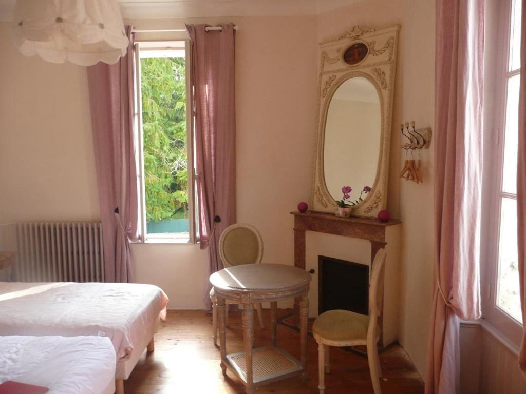 Chambres D4hotes Bed And Breakfast Chambres D Hotes Fontaine Ribérac France