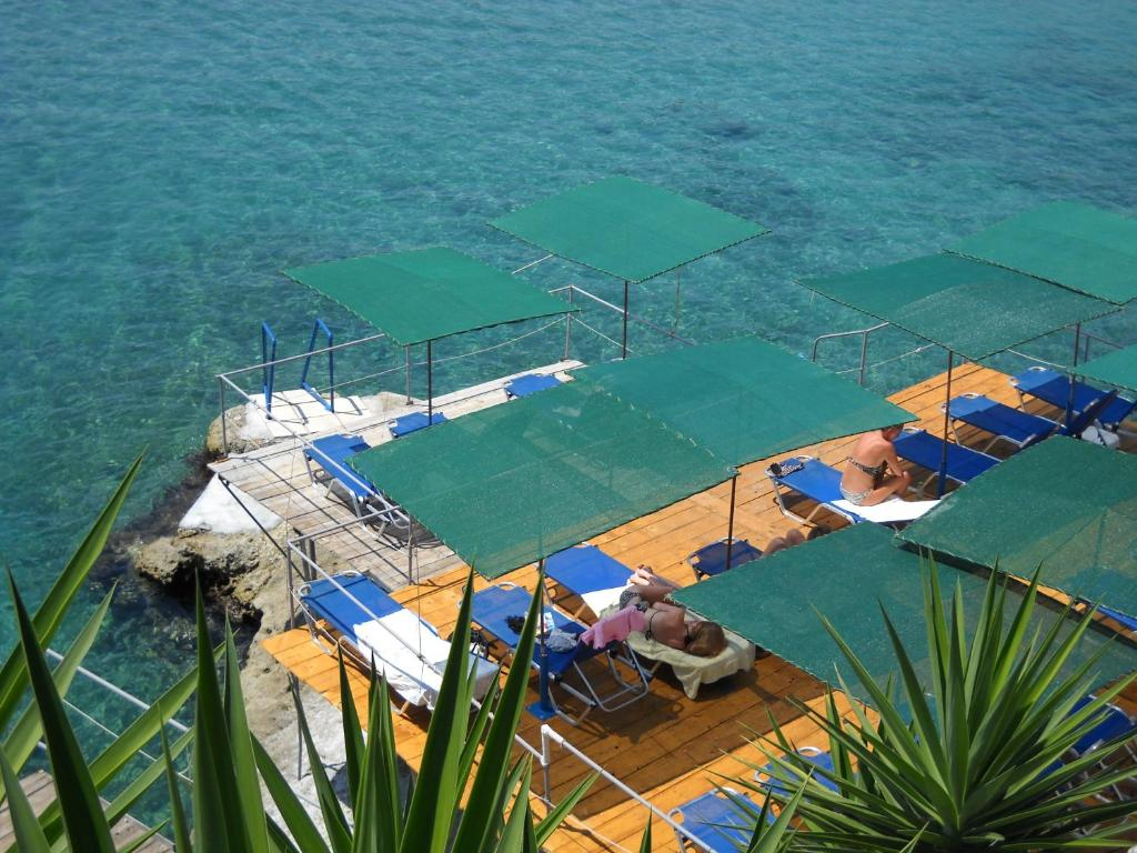 Jacuzzi Pool Argos Argo Hotel Agia Marina Aegina Updated 2019 Prices