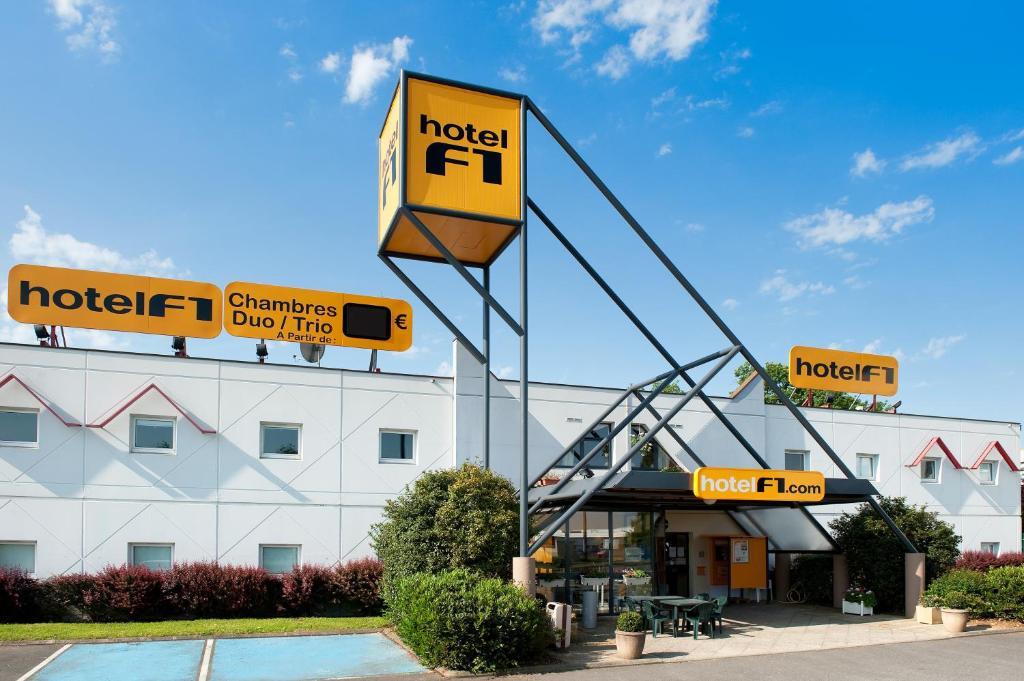 hotelF1 Boulogne sur Mer, Saint-Martin-Boulogne \u2013 Updated 2019 Prices