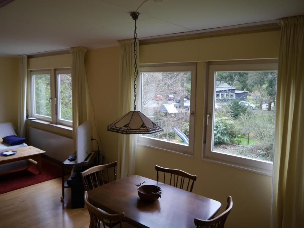 Das Esszimmer Remscheid Apartment Haus Honigstal Wuppertal Germany Booking